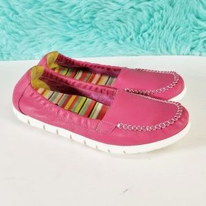 SAS Sunny Slip On Moccasins Loafers Comfort Shoes